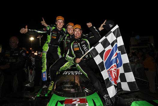 Tequila Patrón ESM Scores Another Crown Jewel With Motul Petit Le Mans Victory By No. 22 Nissan DPi Team